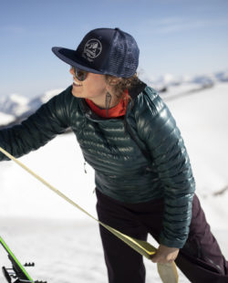 All-Women Camp in Grand Teton_Backcountry Skiiing