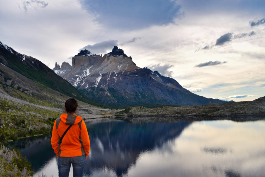 Torres del Paine W Trek hiking