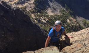 Washington Pass rock climbing video