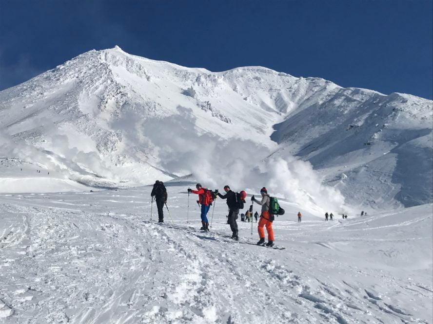 asahidake-backcountry-skiing