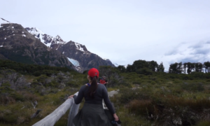 Fitz Roy hiking video