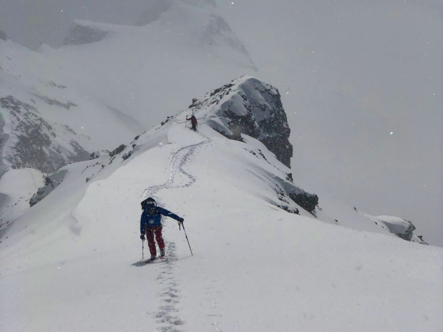 Revelstoke backcountry skiing