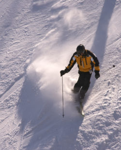 Adirondacks backcountry skiing