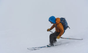 Washington backcountry skiing
