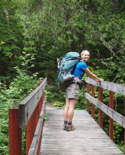 Superior Trail Hiking