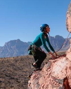 Red Rock Women's Climbing Camp