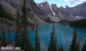 Canadian Rockies hiking video