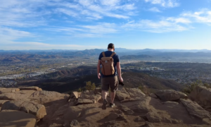 San Diego hiking video