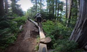 Whistler mountain biking video