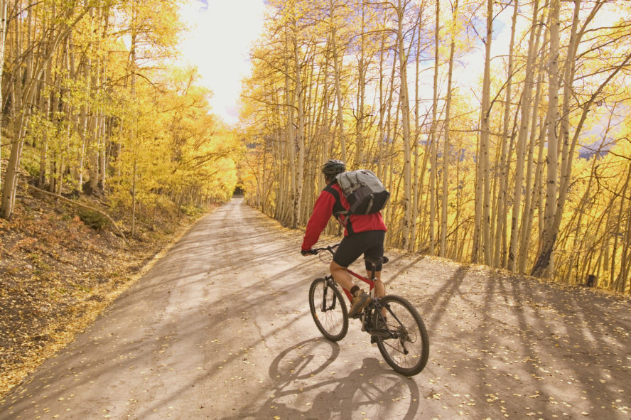 Aspen Mountain Biking