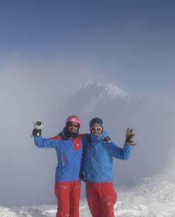 Mount Yotei backcountry skiing