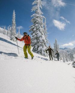 AIARE Level 2 Avalanche Course_Ymir Lodge