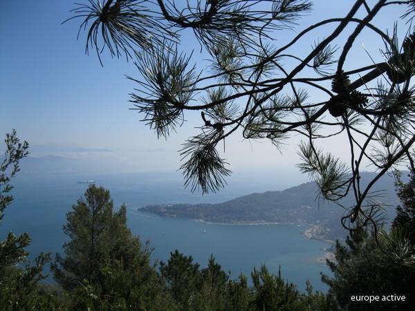Hiking the Cinque Terre Trails