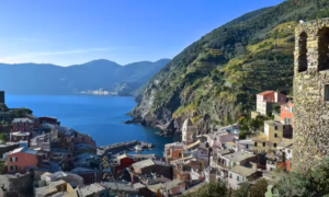 Cinque Terre hiking video