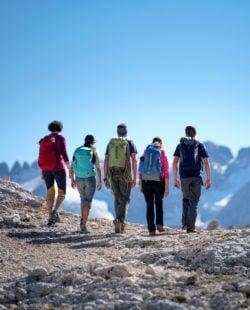 Dolomites Alta Via Route + Hiking