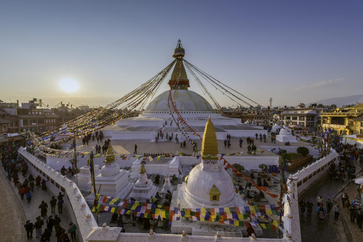 Kathmandu, capital of Nepal