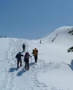 Mount Baker Alpine Climbing