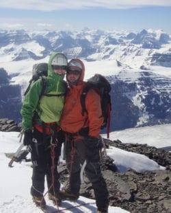 Mt. Athabasca Alpine Climbing Weekend