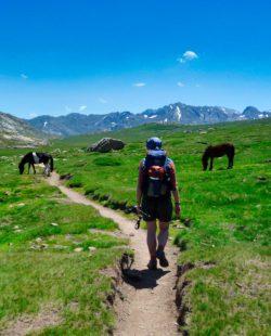 GR20 + Hiking