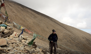 Nepal The Upper Mustang Hiking_video_1
