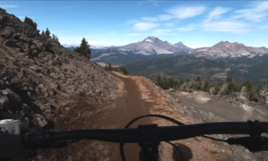 Bend mountain biking video