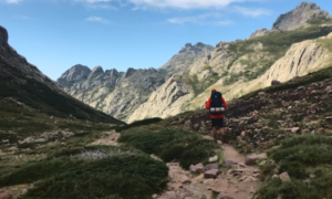 gr20 hiking video