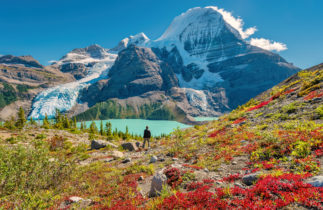 Canadian Rockies hiking
