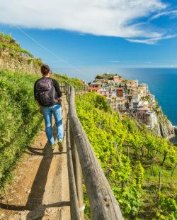Cinque Terre + Hiking