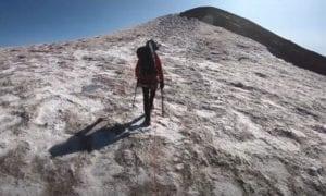 mt baker ice climbing video