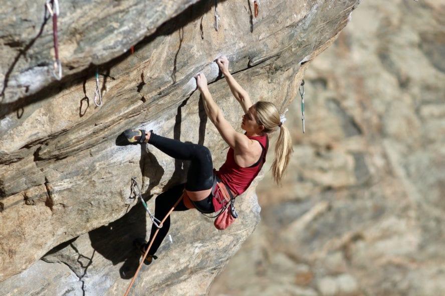 Rock Climbing Clear Creek Canyon