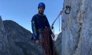 el potrero chico rock climbing video
