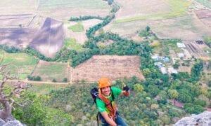 Climbing Thailand Lopburi KaoJinLae