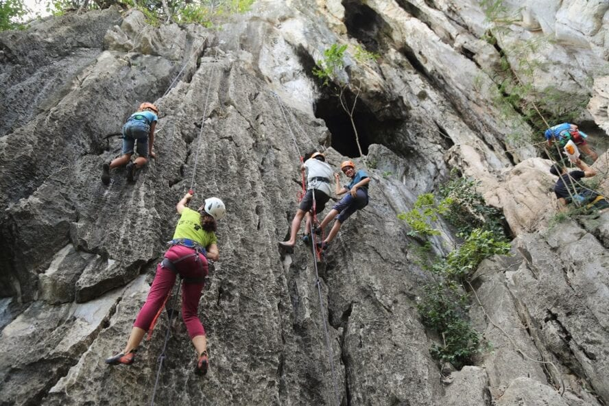 Climbing Thailand NamPhaPaYai