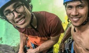 Climbing Thailand Krabi Tonsai Railey