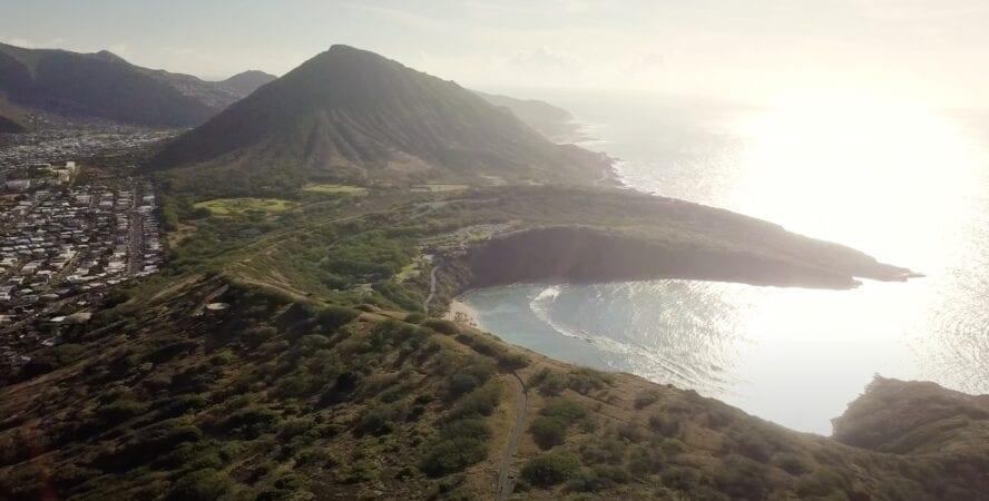 hiking oahu video