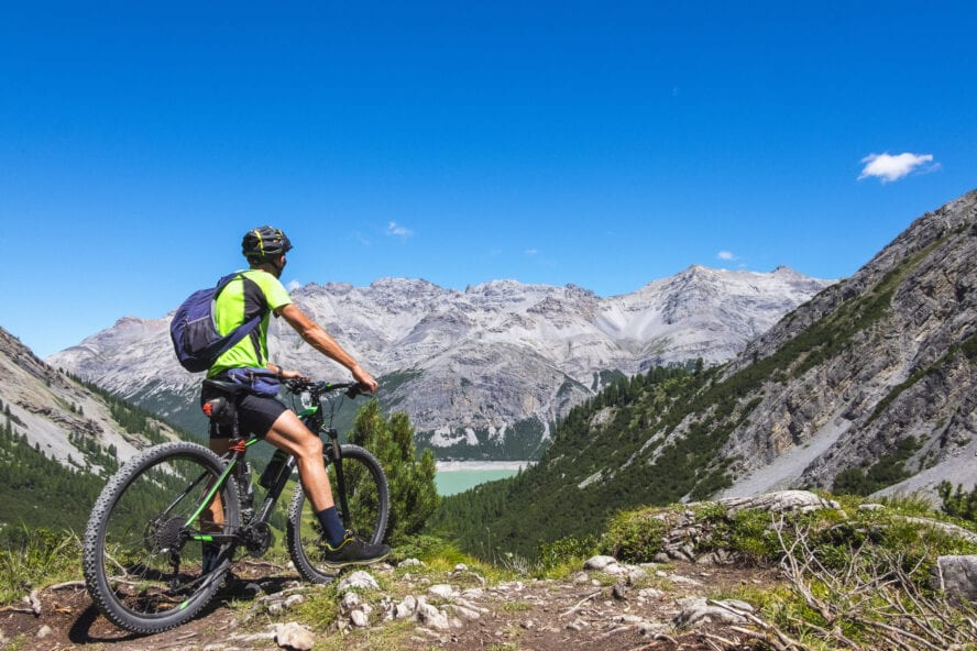 Mountain biking Switzerland