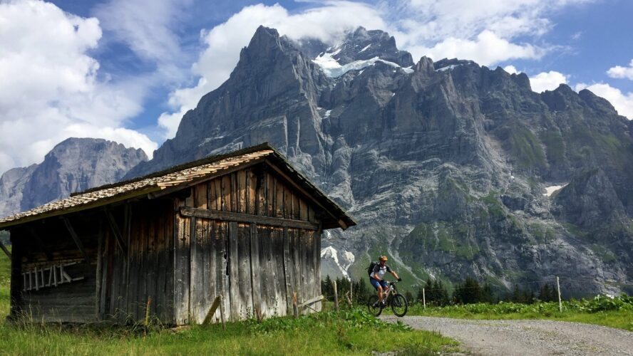 Eiger Route