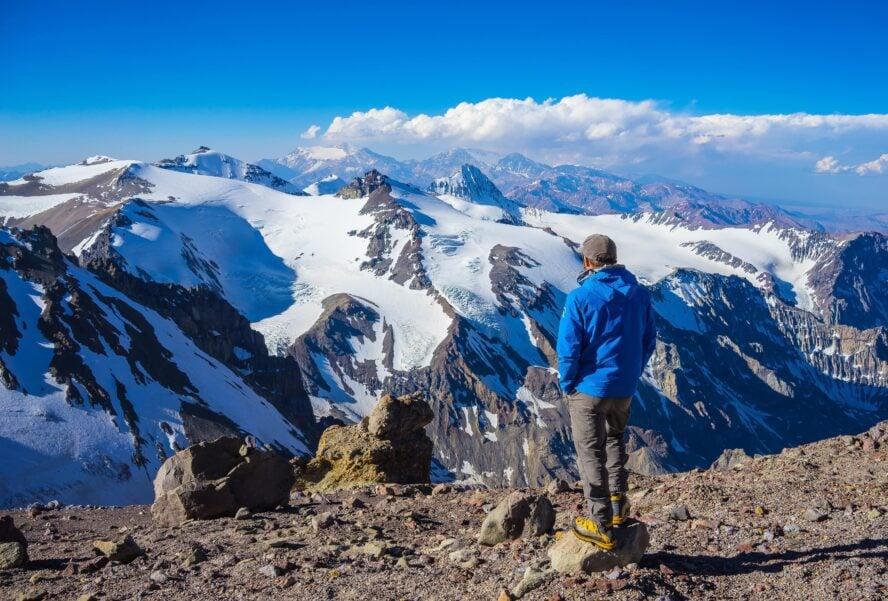 aconcagua rock climbing
