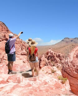 Red Rock Hiking Summit Experience