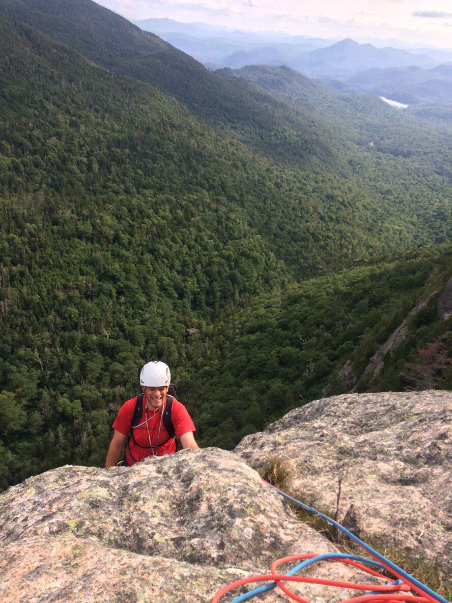 Adirondacks Rock Climbing