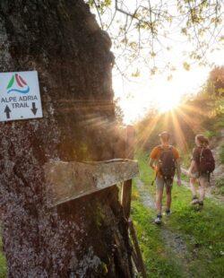 Alpe-Adia-Trail hiking