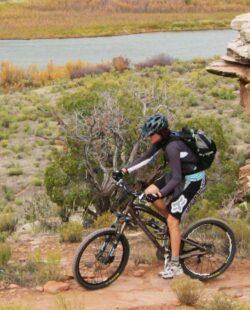 Mountain Biking Kokopelli Singletrack