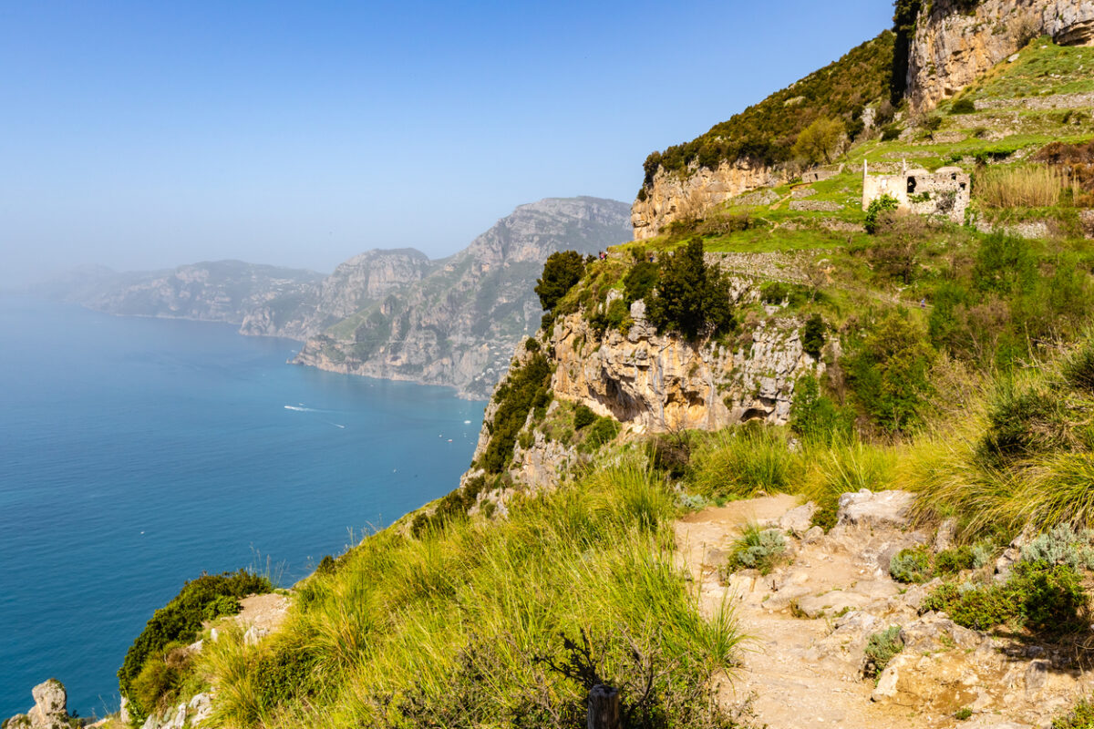 the famous Gods Trail, a UNESCO World Heritage Site.