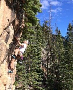 Rock Climbing in Aspen