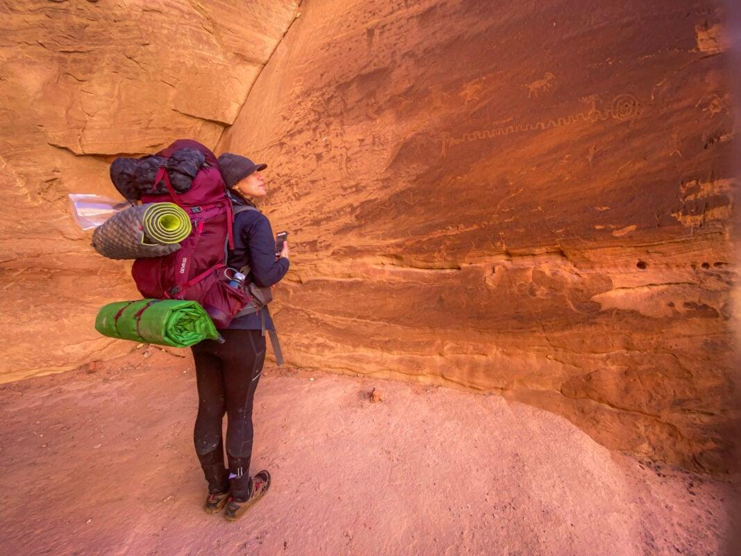 Paria Canyon Backpacking