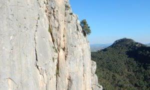 el chorro rock climbing
