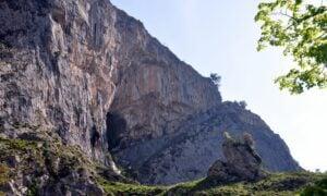picos de europa rock climbing