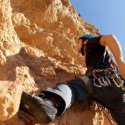 riglos rock climbing