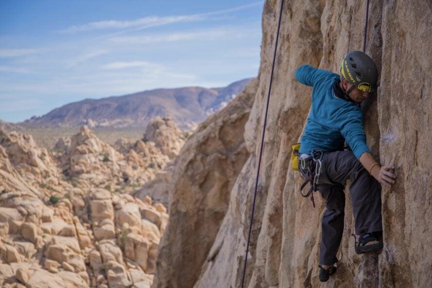 rock climbing san diego