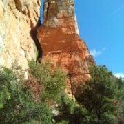 siurana rock climbing